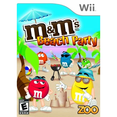 Image 0 of M&m's Beach Party For Wii And Wii U