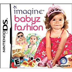 Image 0 of Imagine Babyz Fashion For Nintendo DS DSi 3DS 2DS