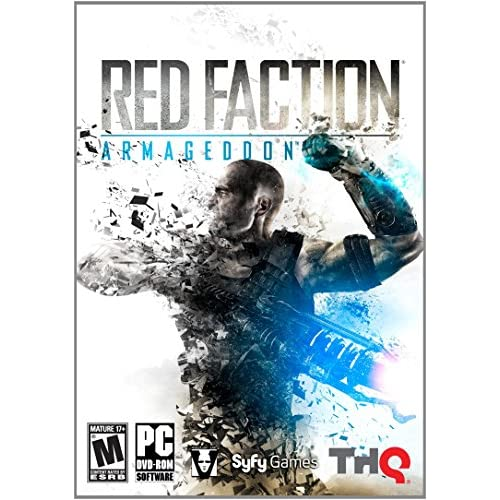Image 0 of Red Faction Armageddon PC Software