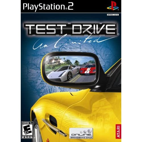 Image 0 of Test Drive Unlimited For PlayStation 2 PS2 Flight