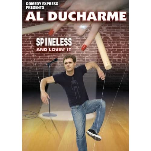 Image 0 of Comedy Express Presents: Al Ducharme On DVD