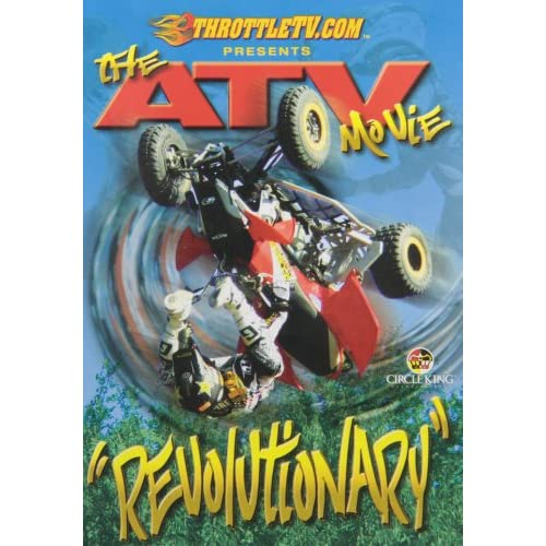 Image 0 of ATV The Movie On DVD