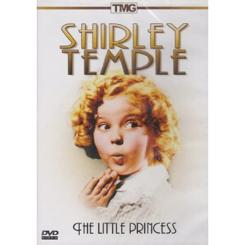 Image 1 of Shirley Temple The Little Priness On DVD