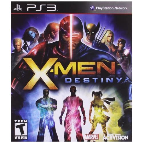 Image 0 of X-Men: Destiny For PlayStation 3 PS3 RPG
