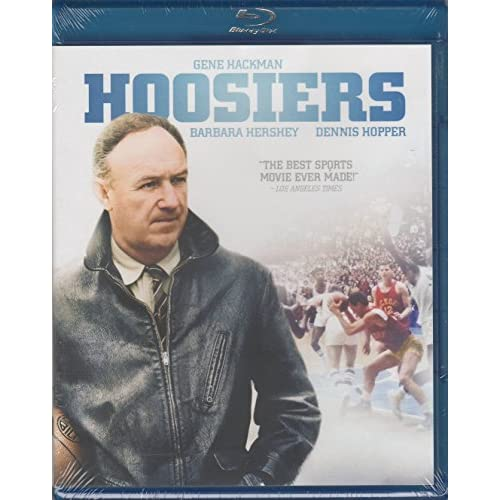 Image 0 of Hoosiers On Blu-Ray With Gene Hackman