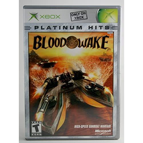 Blood Wake For Xbox Original