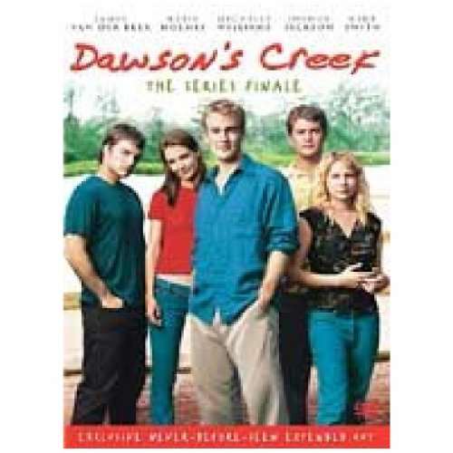 Image 0 of Dawsons Creek The Series Finale Movie On DVD