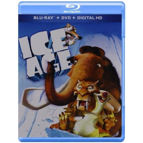 Image 0 of Ice Age Blu-Ray On Blu-Ray With Leary Denis Anime
