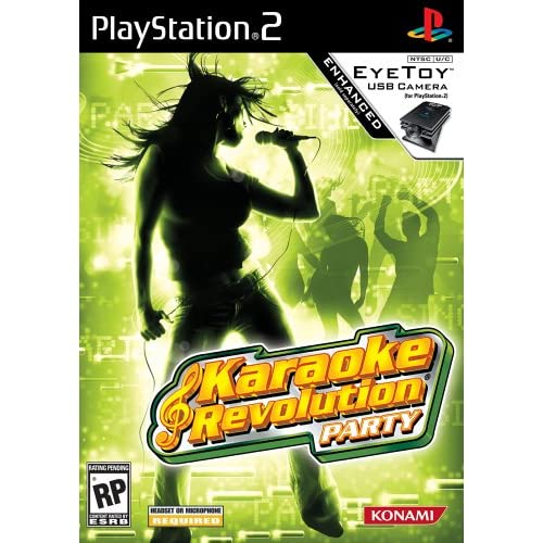 Image 0 of Karaoke Revolution Party For PlayStation 2 PS2 Music