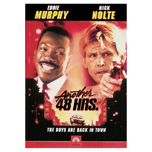 Image 0 of Another 48 Hrs On DVD With Eddie Murphy Comedy