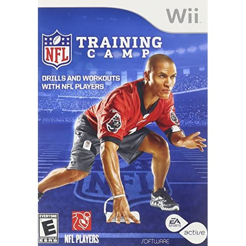 Image 0 of NFL Training Camp For Wii And Wii U Football