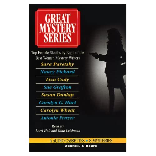Image 0 of Great Mystery Series: Top Female Sleuths By 8 Of The Best Women Mystery Writers