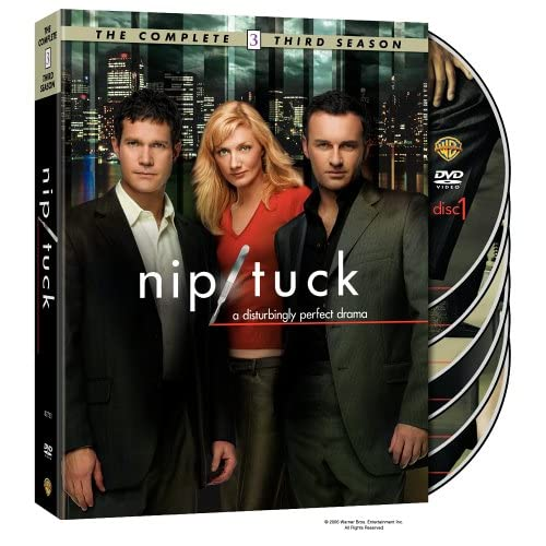 Nip/tuck The Complete Third Season On DVD