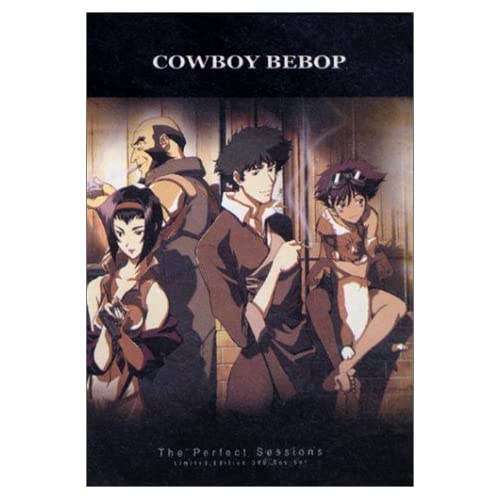 Image 0 of Cowboy Bebop The Perfect Sessions Limited Edition Complete Series Boxed Set On D