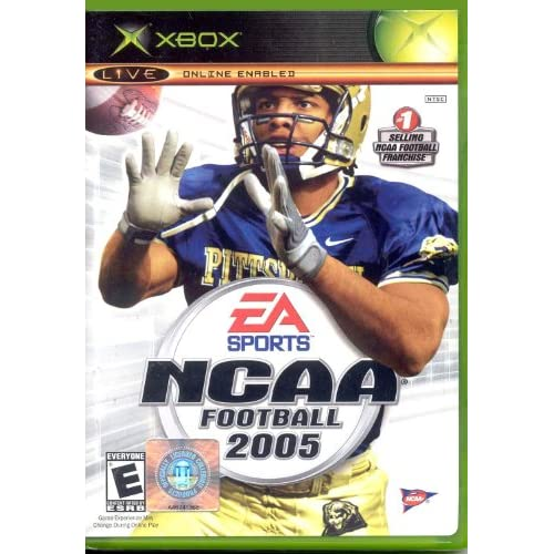 Image 0 of NCAA Football 2005 For Xbox Original