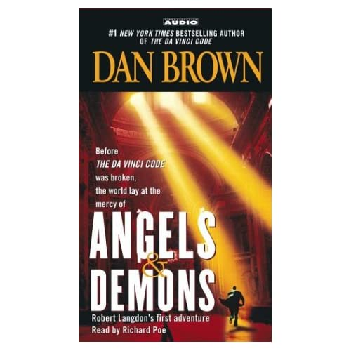 Image 0 of Angels And Demons: A Novel Robert Langdon By Dan Brown And Richard Poe Reader On