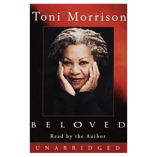 Image 0 of Beloved By Toni Morrison On Audio Cassette