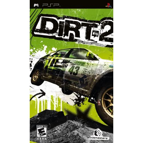 Image 0 of Dirt 2 Sony For PSP UMD Racing