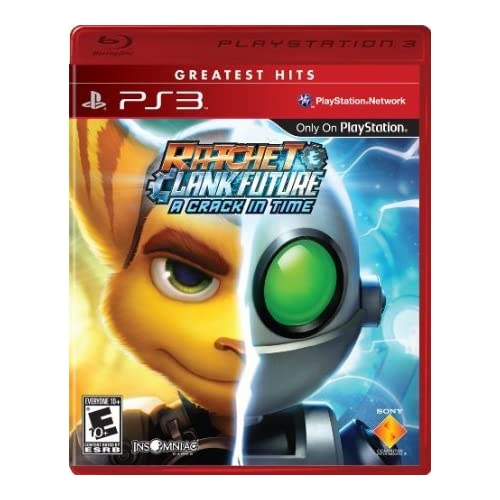 Image 0 of Ratchet And Clank Future: A Crack In Time PlayStation 3