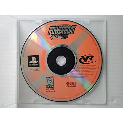 Image 0 of VR Sports Powerboat Racing: For PlayStation 1 PS1
