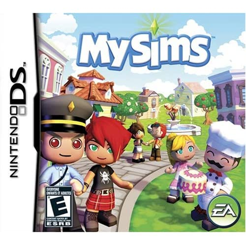Image 0 of Mysims For Nintendo DS DSi 3DS 2DS