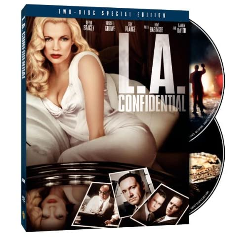 LA Confidential On DVD With Kevin Spacey Romance
