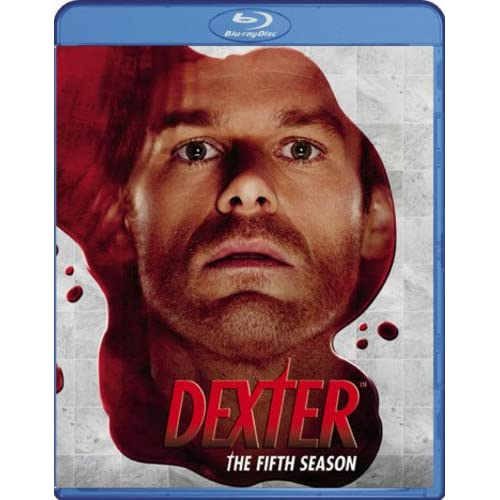Image 0 of Dexter: Season 5 Blu-Ray On Blu-Ray With Michael C Hall