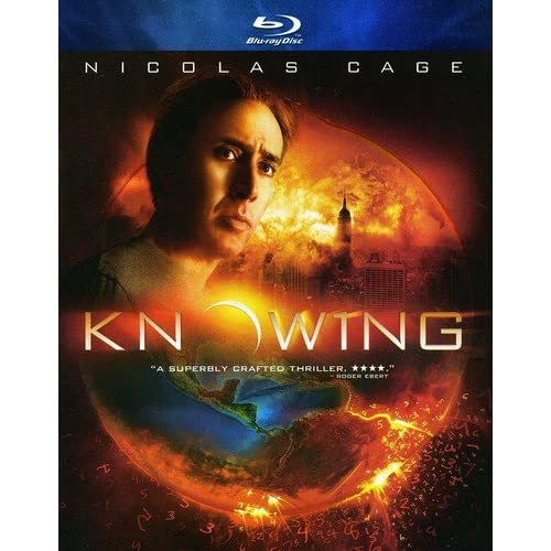Image 0 of Knowing Blu-Ray On Blu-Ray With Nicolas Cage