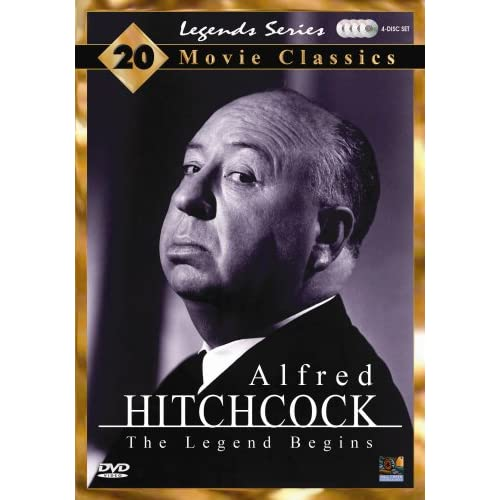 Image 0 of Alfred Hitchcock: The Legend Begins 20 Movie Classics On DVD With Peter Lorre