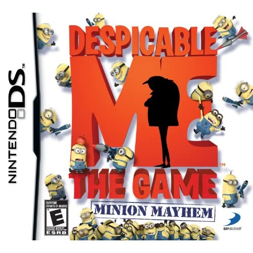 Image 0 of Despicable Me: The Game: Minion Mayhem For Nintendo DS DSi 3DS 2DS