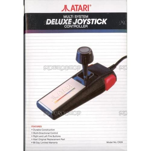 Multi System CX24 Pro-Line Deluxe Joystick Controller 2600 7800 Systems For Atar