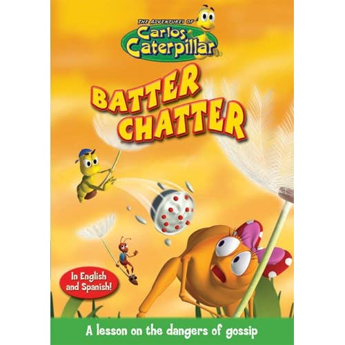 Image 0 of Carlos Caterpillar #8: Batter Chatter On DVD With