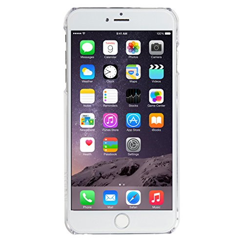 Image 3 of AGENT18 iPhone 6 Plus ClearShield Clear Case Cover Fitted 6S