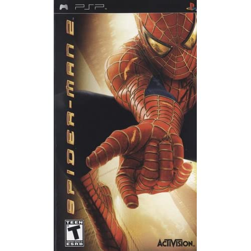 Image 0 of Spider-Man 2 Sony For PSP UMD