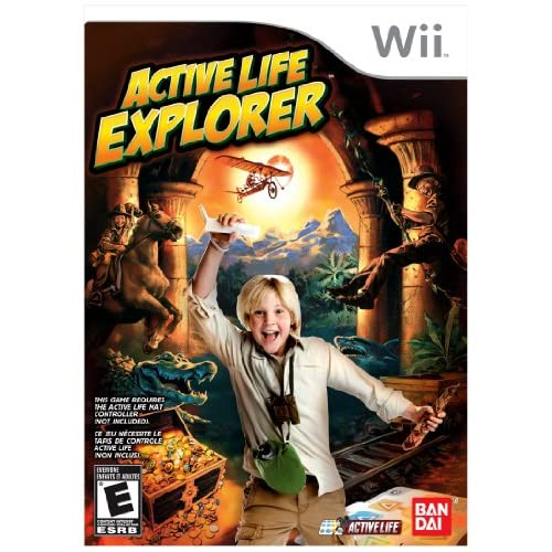Active Life Explorer For Wii