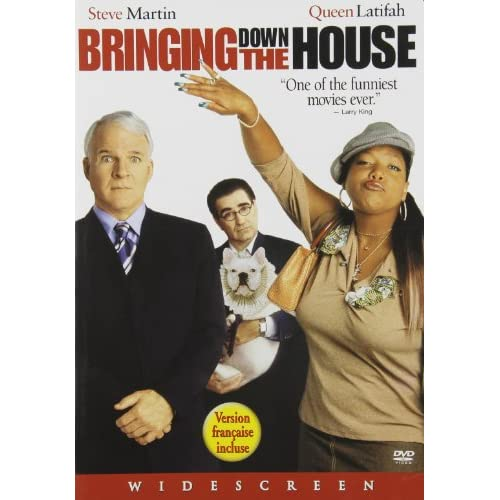 Image 0 of Bringing Down The House Widescreen Edition On DVD With Steve Martin Comedy