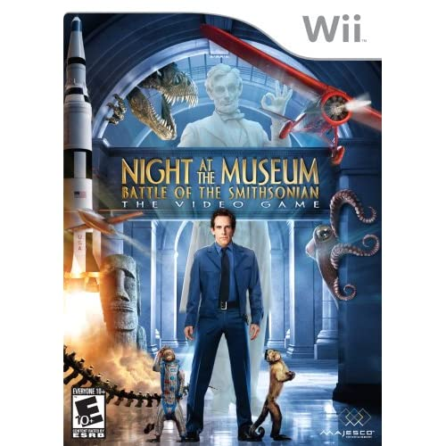 Image 0 of Night At The Museum: Battle Of The Smithsonian For Wii And Wii U