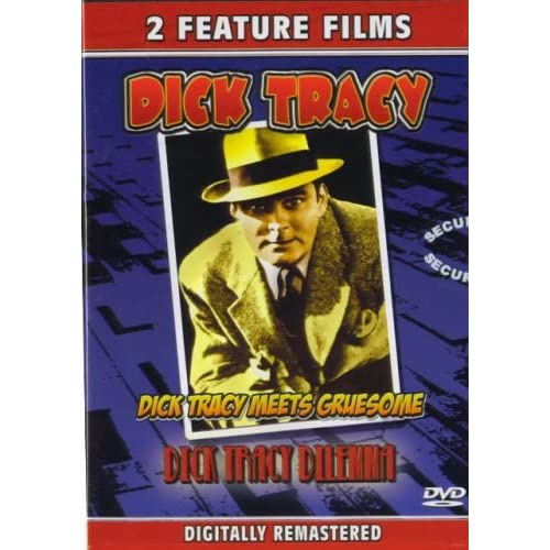 Image 0 of Dick Tracy Meets Gruesome/Dick Tracy Dilemma On DVD Mystery