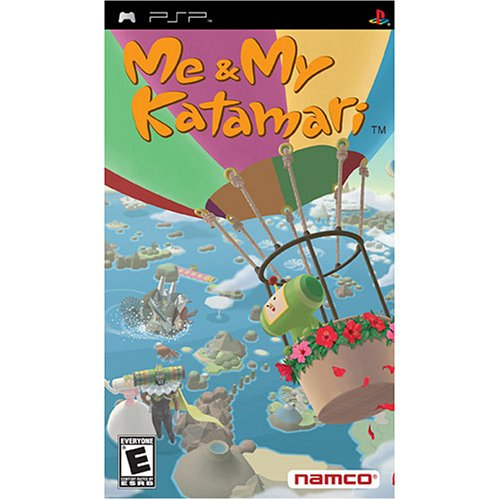 Image 0 of Me And My Katamari Sony For PSP UMD