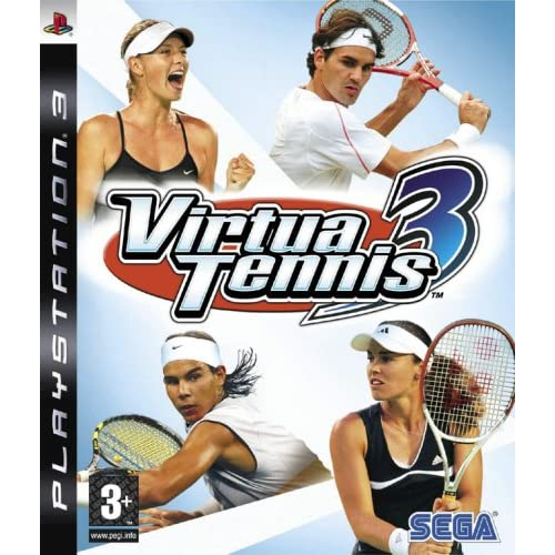 Image 0 of Virtua Tennis 3 For PlayStation 3 PS3