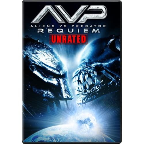 Image 0 of Avp: Aliens Vs Predator: Requiem Unrated Edition On DVD