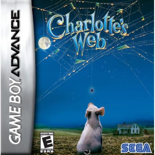 Image 0 of Charlotte's Web For GBA Gameboy Advance Action