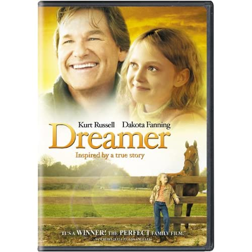 Image 0 of Dreamer Inspired By A True Story Full Screen Edition On DVD With Kurt