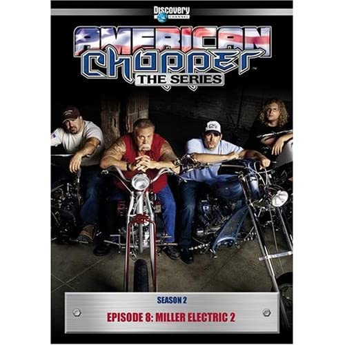 Image 0 of American Chopper Season 2 Episode 8: Miller Electric 2 On DVD