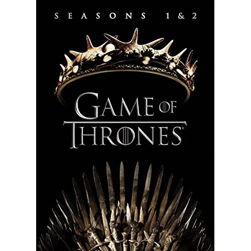 Game Of Thrones:season 1-2 On DVD