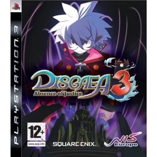 Image 0 of Disgaea 3 Absence Of Justice For PlayStation 3 PS3 RPG