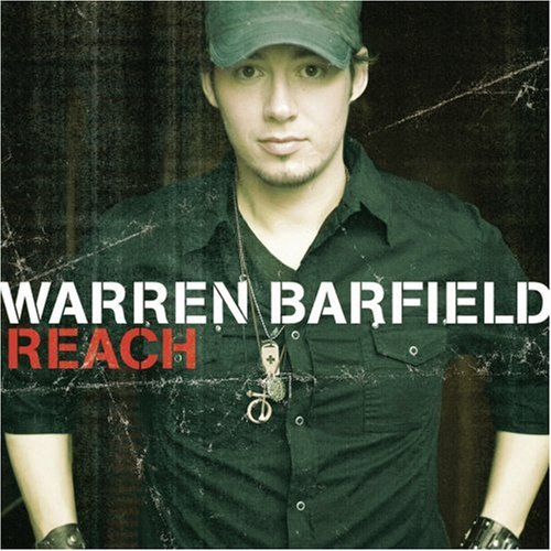 Image 0 of Reach By Warren Barfield On Audio CD Album 2006