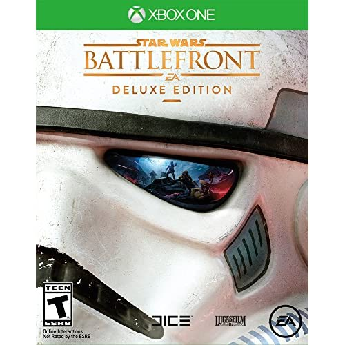 Image 0 of Star Wars: Battlefront Deluxe Edition For Xbox One