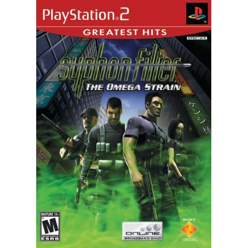Image 0 of Syphon Filter: The Omega Strain For PlayStation 2 PS2