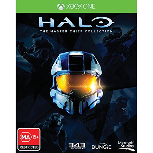 Image 0 of Halo The Master Chief Collection Game For Xbox One